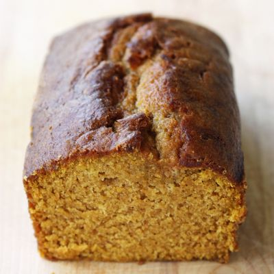 Sweet Rice Pumpkin Bread